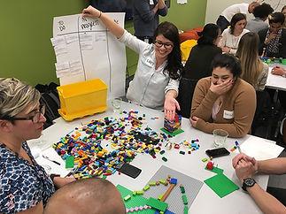 L'atelier de coaching avec la méthode LEGO®