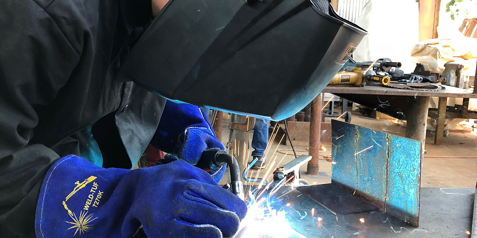 October 26-27, Creative Welding