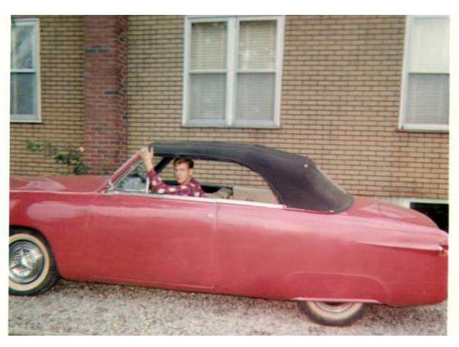 Bob's first car -- after renovation
