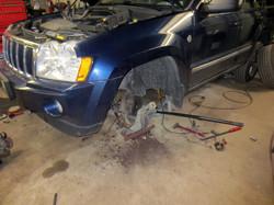 Wheel/Tire Work