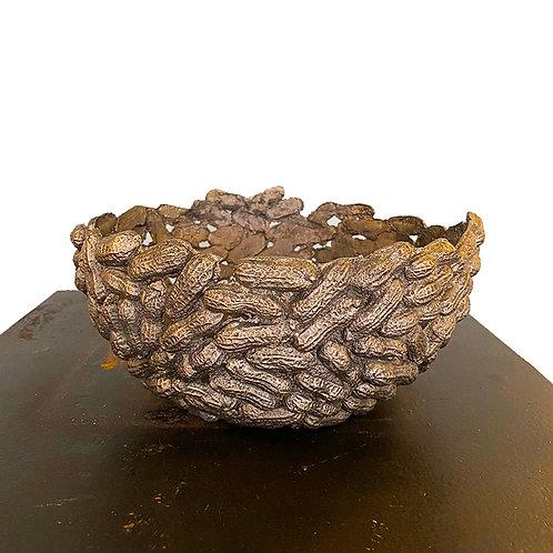 Cast Iron Peanut Bowl