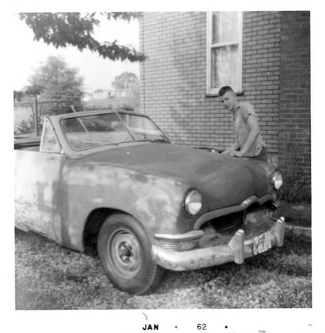 Bob's first car