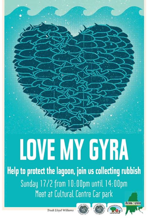 Love My Gyra Poster