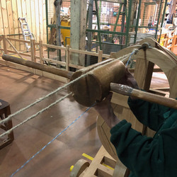 Making the Rope