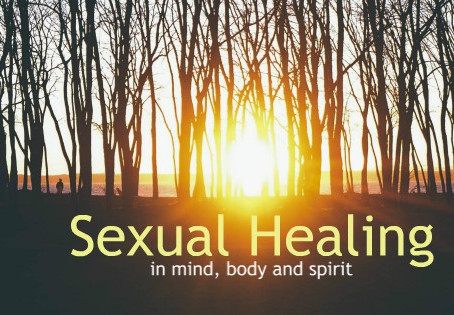 Sexual Healing and how you do it in three steps