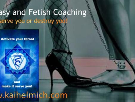 Fantasy & Fetish Coaching