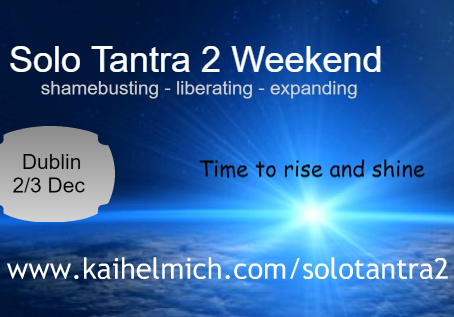 Solo Tantra 1 + Solo Tantra 2 is coming to town this December