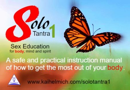 A brand NEW format for the Solo Tantra 1 Sex Education workshop. NOW fully clothed!