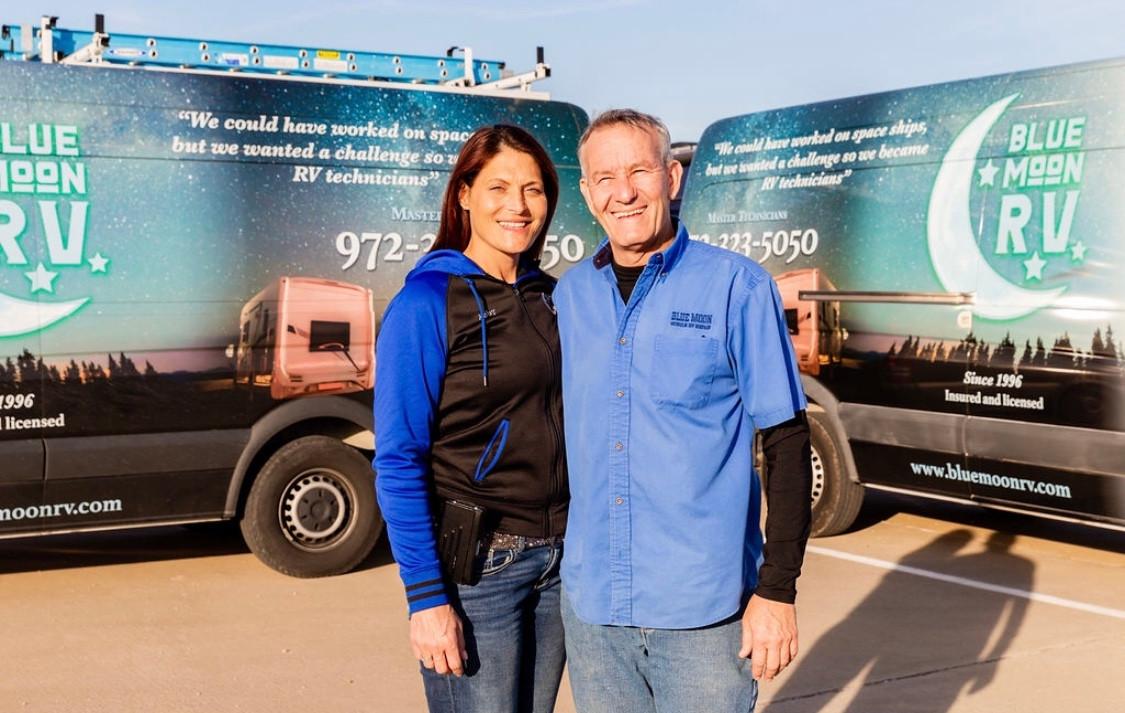 Blue Moon Mobile Rv Carrollton Texas