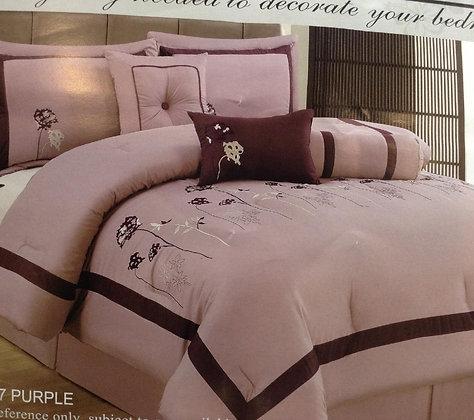 Cotton comforters set-9 pcs