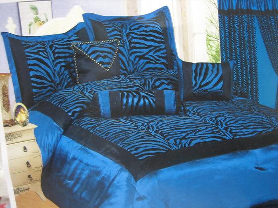 Comforter 7 pcs set