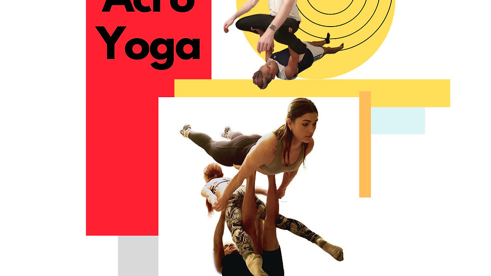 Book: The Art of Acro Yoga