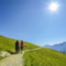 Sommerurlaub im Ultental - Ferienwohnungen Bio Marsonerhof
