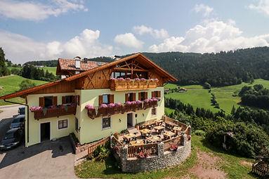 Eggerhof in Vöran bei Meran, Ferienwohnungen auf dem Bauernhof