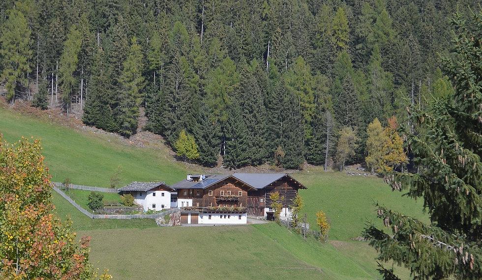 Bergbauernhof Thalhof im Ultental bei Meran - Ferienwohnungen