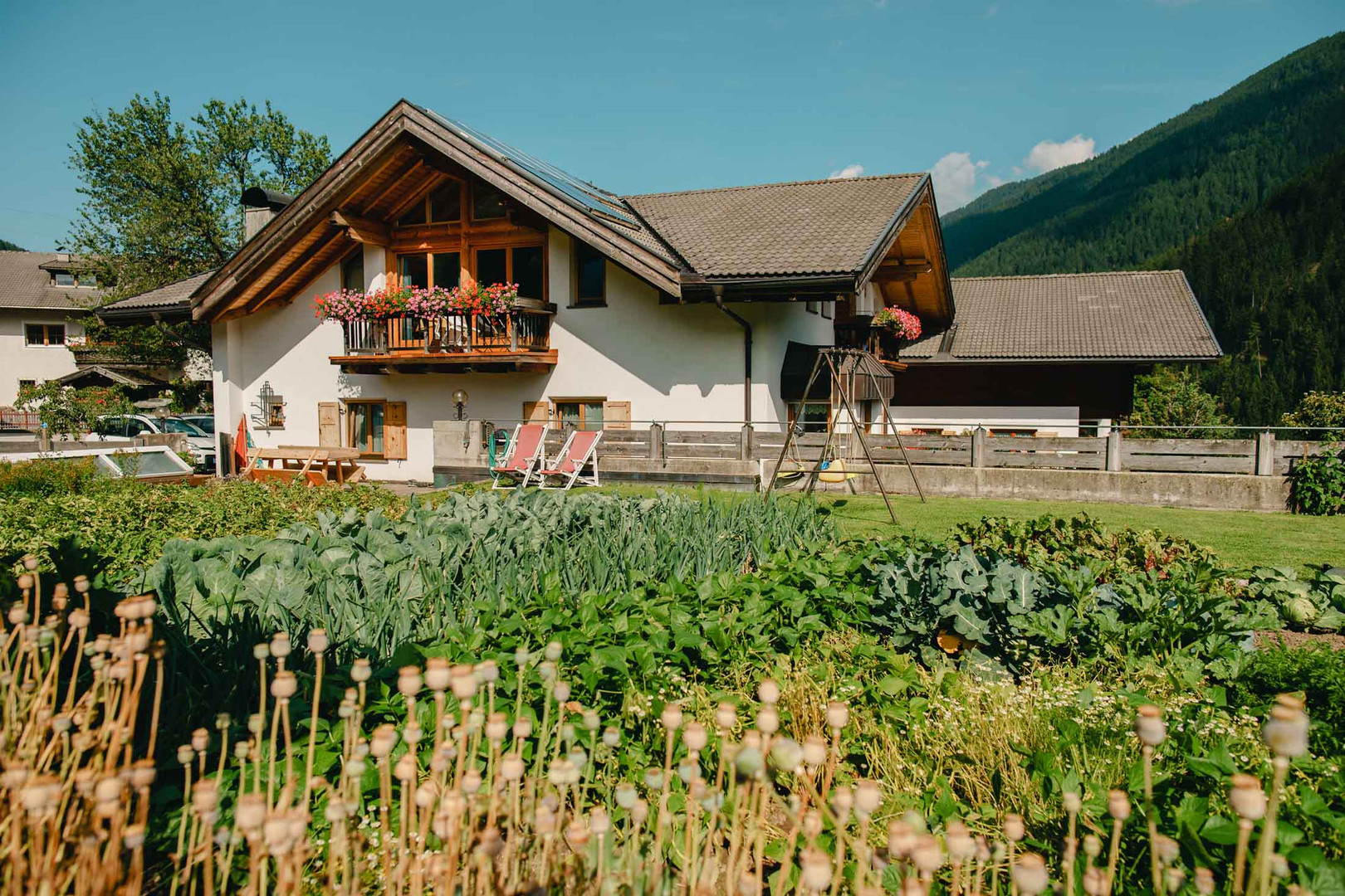 Residence Karnutsch im Ultental