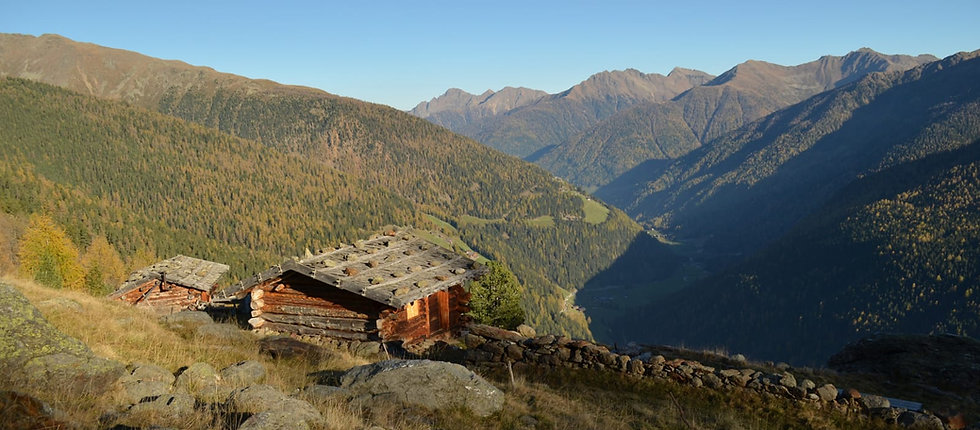 Wandern im Ultental | Bergbauernhof | Ultental