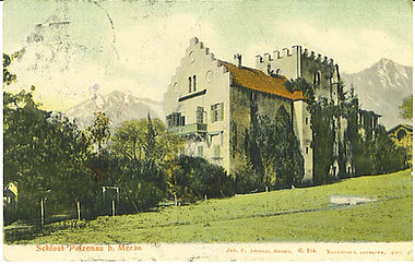 Schloss Pienzenau Castello