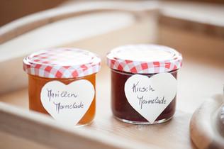 Hausgemacht Marmelade