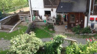 Ferienwohnungen in Ultental - Biobauernhof Marsonerhof - Sommerurlaub in Ultental