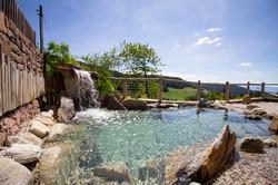 Naturbadeteich Urlaub in Vöran