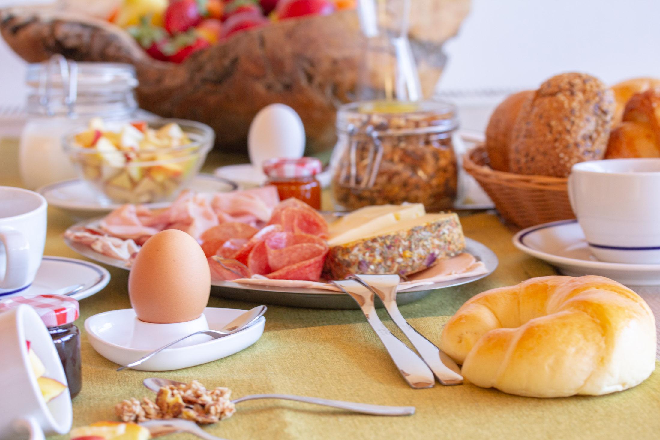 Ferienwohnung mit Frühstück in Vöran