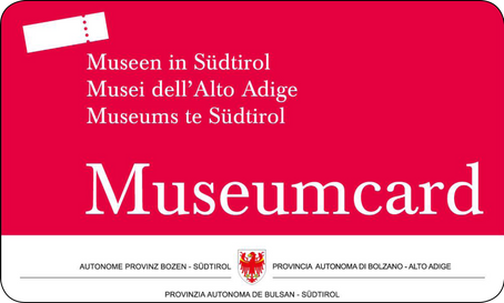 Museumcard - kostenloser Eintritt - Obstbaumusuem Lana