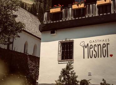 Neueröffnung Gasthaus Mesner