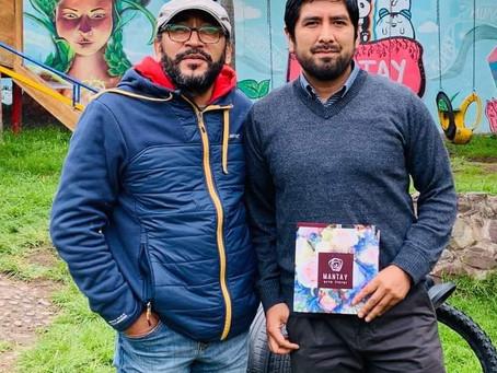 Entrevista - en conversación con Sergio Velásquez