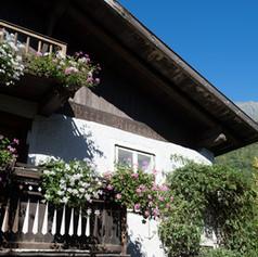 Geburtshaus P. Mitterhofer Helmuth Rier.