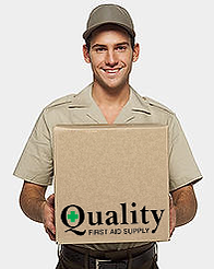 quality first aid supply, delivery, southern california