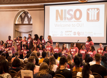 NISO Peer Mentors Lend Support to OU's New International Students
