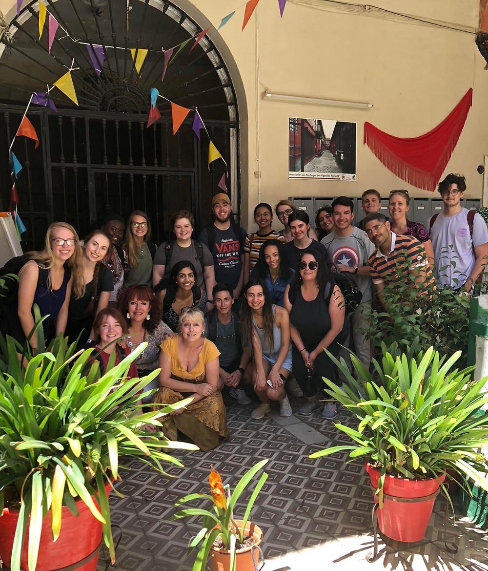 Diaspora Studies OU Study Abroad
