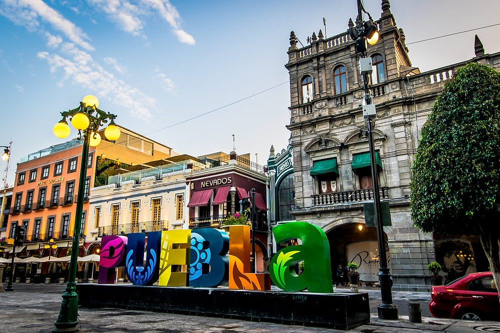 Puebla's Historic Centre