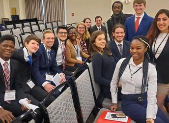 Student Org Spotlight: OU's Award-Winning Model UN Club