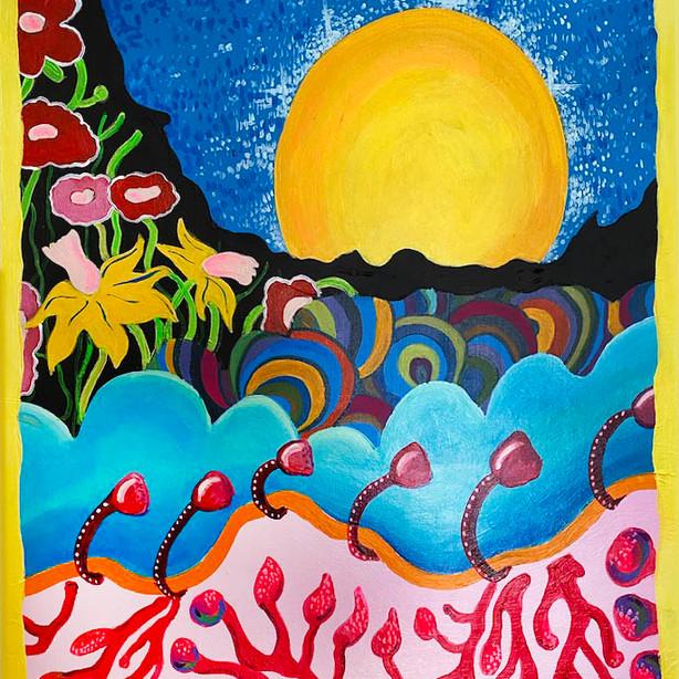 Pinterest River Sunny Sun