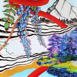 Wisteria Mountain