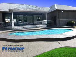 flattop pool