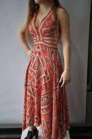Taj Sleeveless Maxi Dress