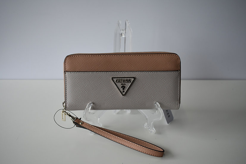 Maddy Large Zip Around Wallet