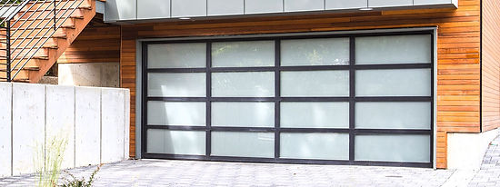 8800-Aluminum-Garage-Door-Black-White-La