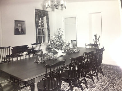 Rutherford House History
