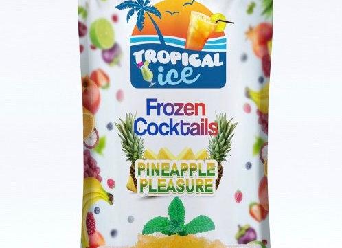 Tropical Ice Cocktails - Pineapple Pleasure