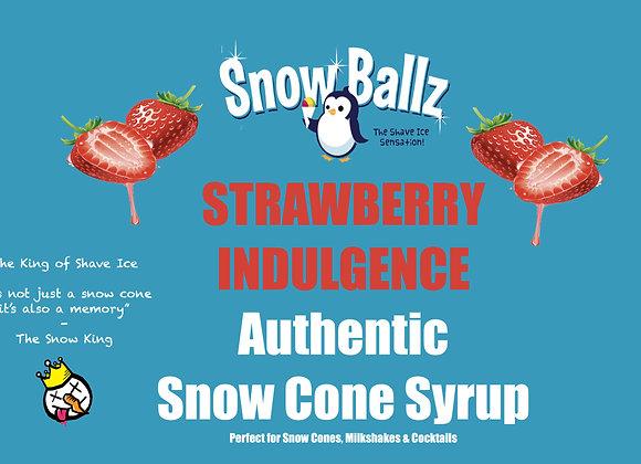 Strawberry Indulgence