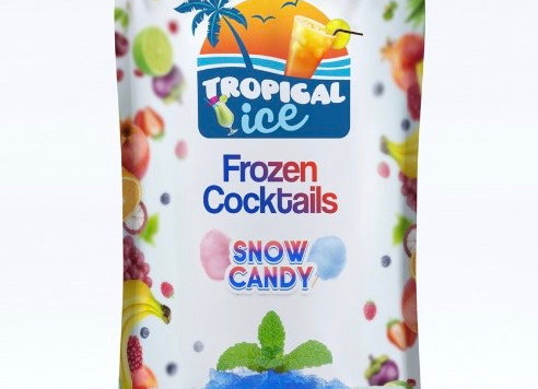 Tropical Ice Cocktails - Snow Candy