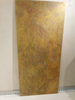 Gold / Kupfer Spachtel
