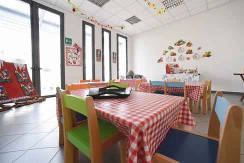 L'Accademia-dei-Bambini-Vigevano - mensa