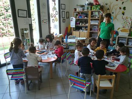 L'Accademia-dei-Bambini-Vigevano- aula (