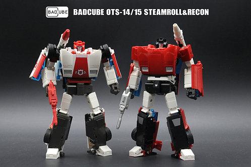 BadCube - OTS-14 Steamroll