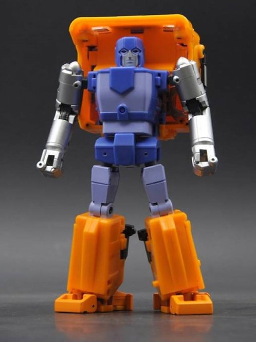 BADCUBE OLD TIME SERIES OTS-01 HUFF